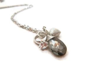 Diamond Ring Necklace
