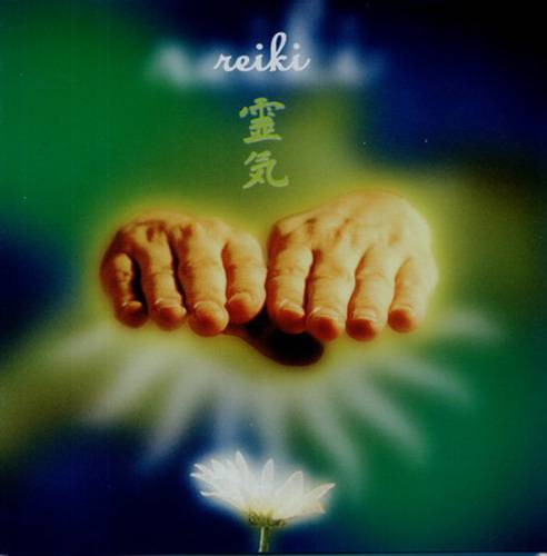 reiki the healing touch first and second degree manual