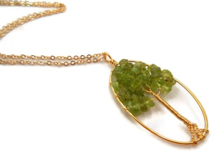 Peridot Tree of Life